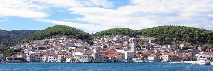 Pucisca, Insel Brac