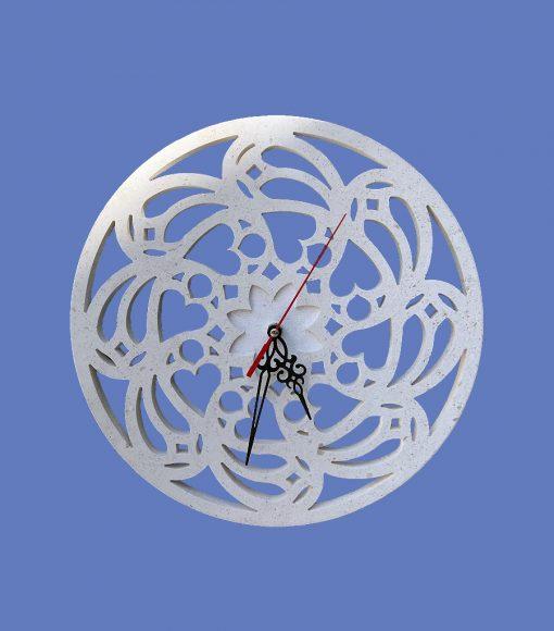 OK-Stipe clock