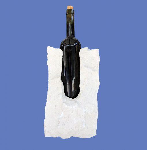 OK-Stipe wine-bottle stand
